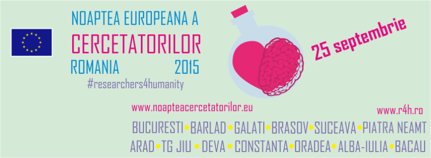 European Researchers' Night: discover science, meet researchers and have fun!